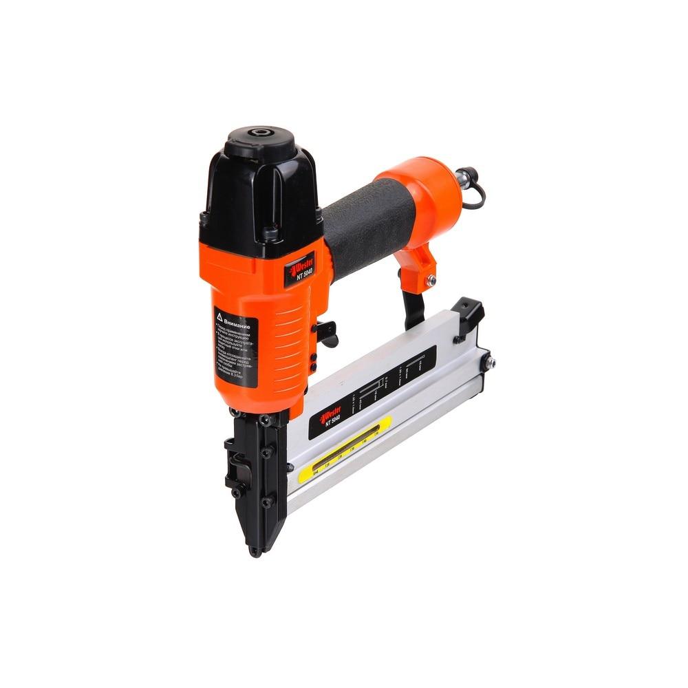 Stapler WESTER NT5040 pneumatic P Ga18 1640mm T Ga18 1550mm цены онлайн