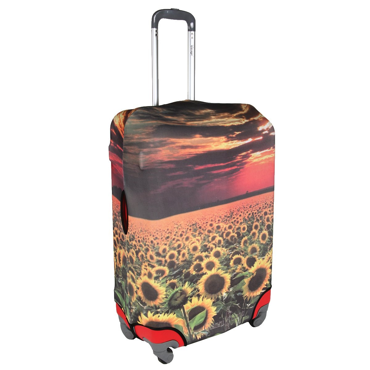 Protective cover for suitcase 9003 L protective hard cover up