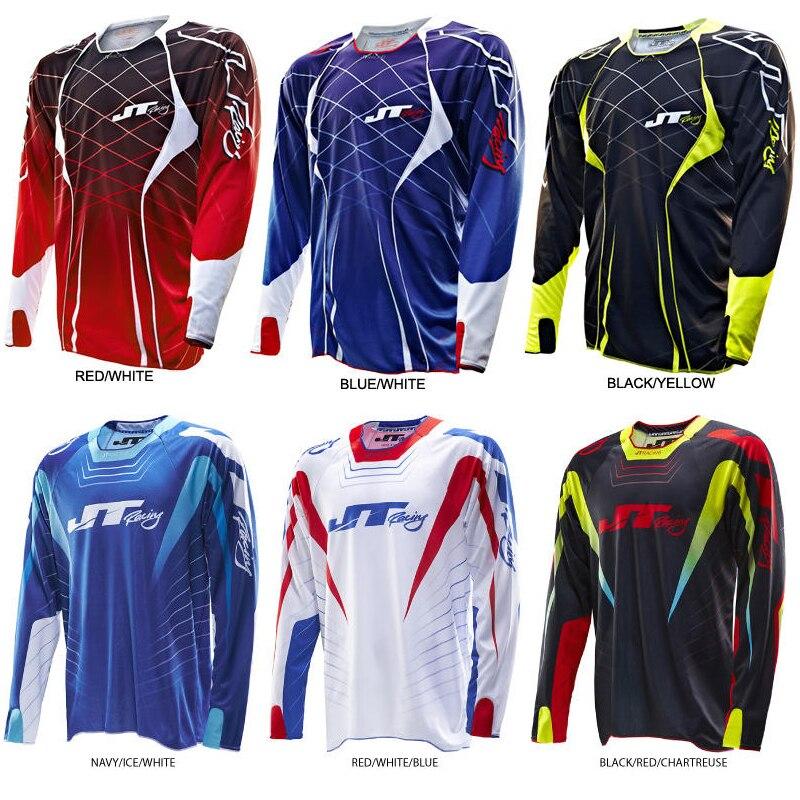 2020 NEW Winter Moto Jersey Long Sleeve Motocross T-Shirts Dirt Bike Cycle Bike MTB Downhill Motorcycle T-Shirts Racing Jersey