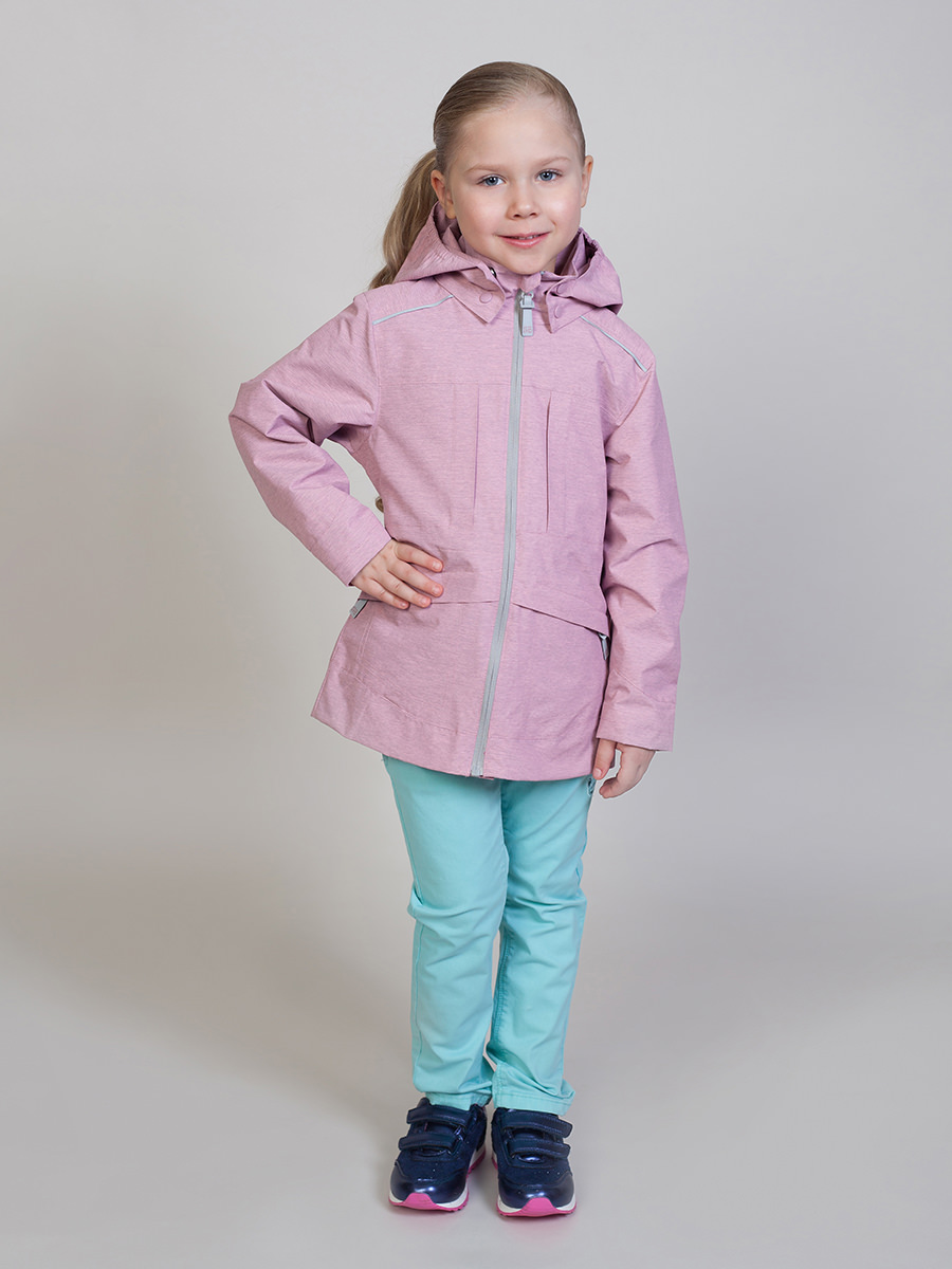 [Available with 10.11] Jacket textile for girls (Park) [available with 10 11] dress textile for girls