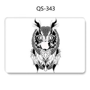 Image 3 - جديد محمول جراب للماك بوك 13.3 15.6 بوصة ل حار ماك بوك اير برو الشبكية 11 12 13 15.4 مع واقي للشاشة لوحة المفاتيح كوف هدية