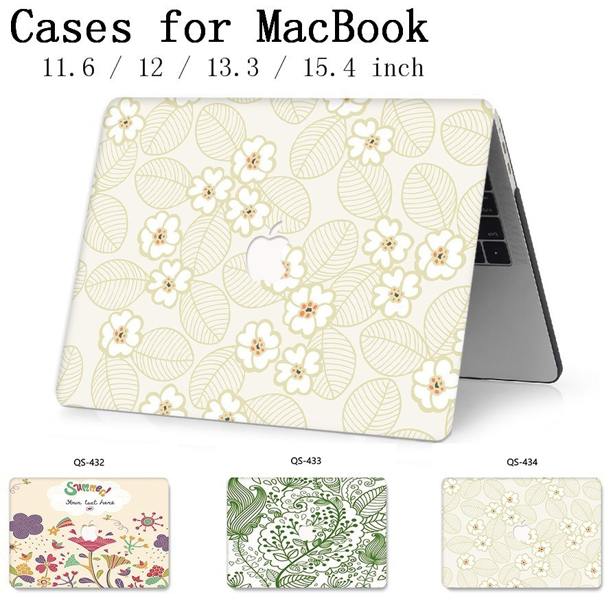 For Macbook Air Pro Retina 11 12 13 15 Hot For Apple New Laptop Case Bag 13.3 15.4 Inch  With Screen Protector Keyboard Cove Tas