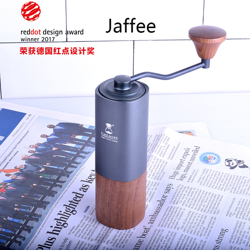 Handle coffee grinder aerolite portable steel grinding core High quality handle design super manual coffee mill