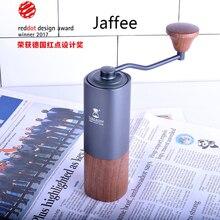 Kolu kahve değirmeni aerolite taşınabilir çelik taşlama çekirdek Yüksek kaliteli kolu tasarım süper manuel kahve değirmeni dulex...