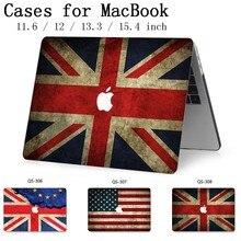 Nóng Cho MacBook Air PRO RETINA 11 12 13 15.4 Túi Đựng Laptop Cho Macbook 13.3 15.6 Inch Có Màn Hình bảo vệ Bàn Phím Cove Tặng