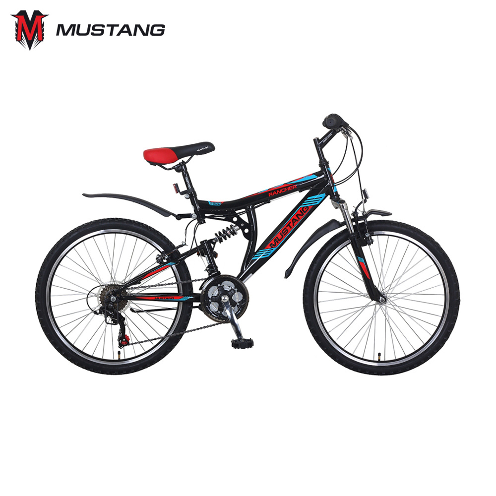 Bicycle Mustang 265241 bicycles teenager bike children for boys girls boy girl