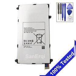 "대 한 Samsung Galaxy Tab Pro 8.4 ""SM-T325 T325 T320 T321 배터리 T4800E T4800U 4800 미리암페르하우어 bateria 태블릿 교체 SanErqi"