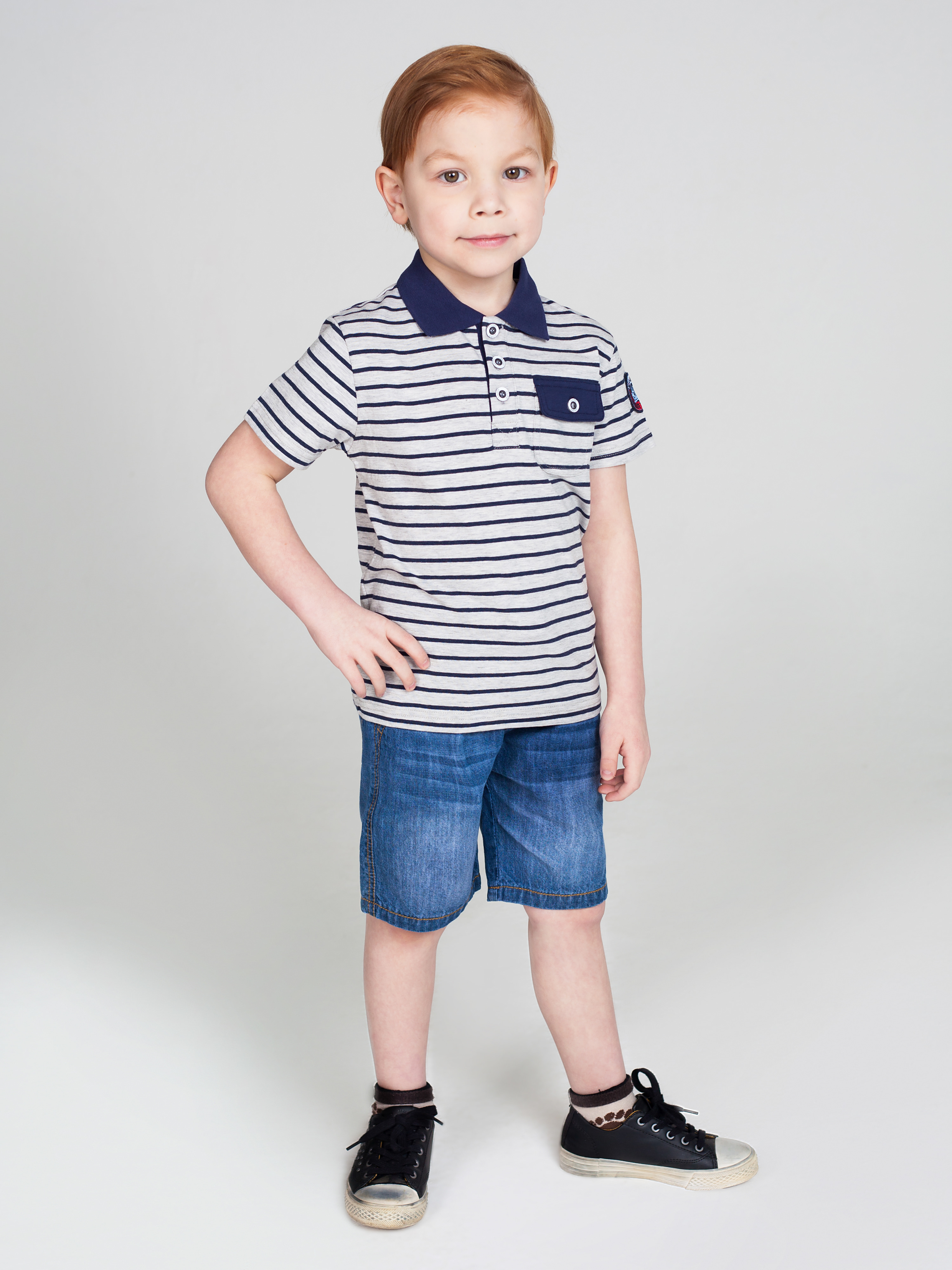 Denim shorts for boys kids self tie dual pocket denim shorts