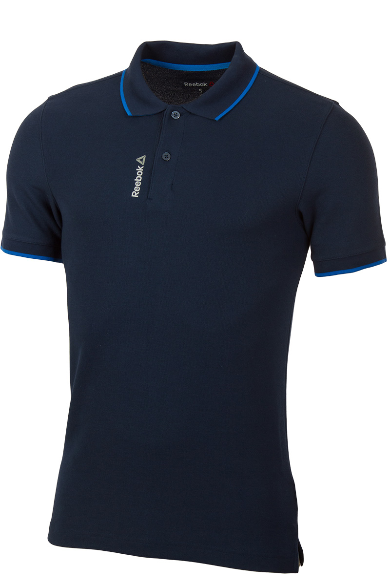 Polo REEBOK BK3336 sports and entertainment for men