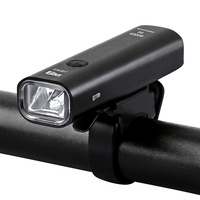 2500mAH Bicycle Light Bike Lamp Front LED Headlight USB Rechargeable Flight Flashlight For Cycling Lanterna Waterproof Lamp YJ4
