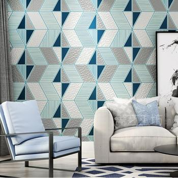 High Grade 3d Living Room Tv Background Wallpaper Modern Minimalist Bedroom Wallpaper 3d Abstract