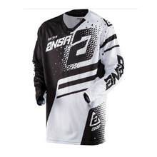 2018 New Men DH MX Motocross Jersey Long Sleeve Racing Moto GP Clothing Pro Team MTB Downhill Motorcycle Ropa Shirt
