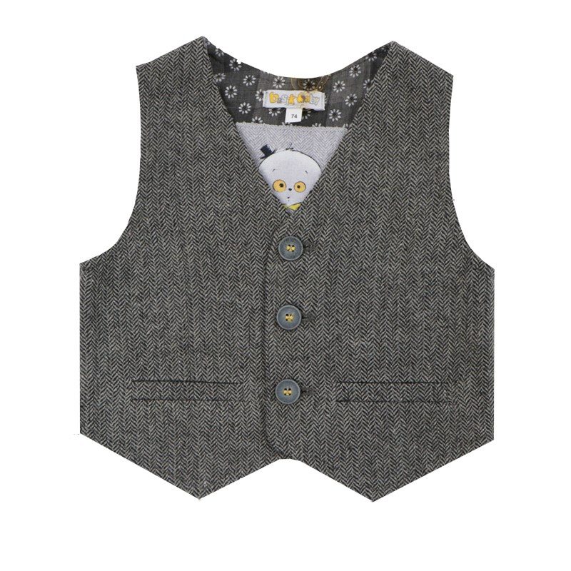 Basik Kids Vest kids clothes children clothing basik