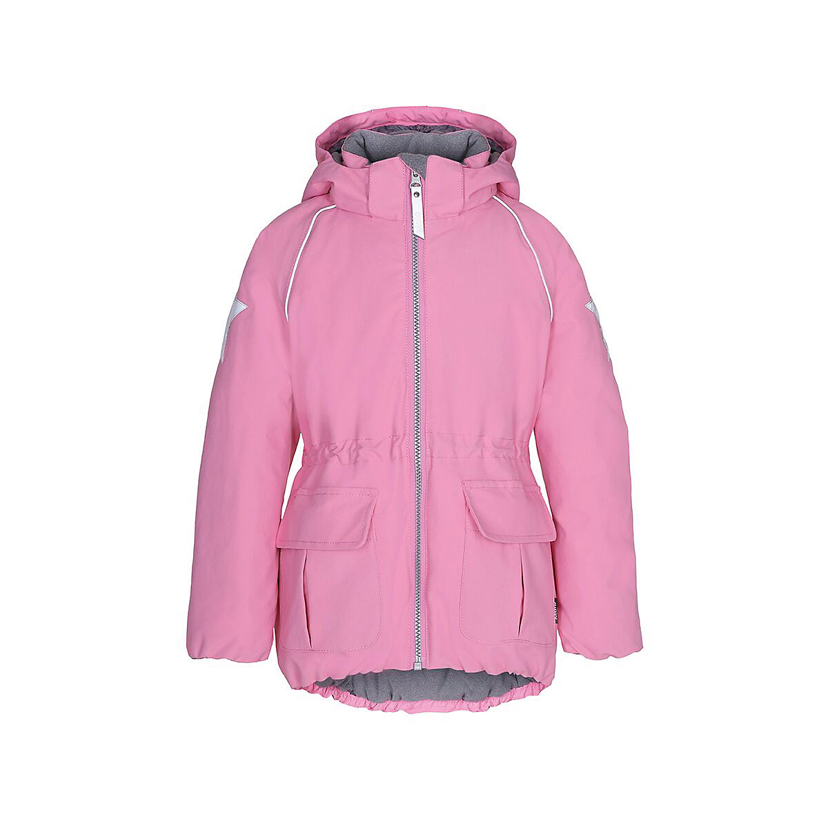 Jackets & Coats MOLO for girls 9170681 Jacket Coat Denim Cardigan Warm Children clothes Kids new winter cute rabbit hooded girls coat top autumn warm kids jacket outerwear children clothing baby girl coats