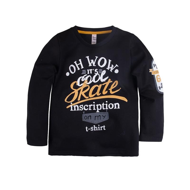 Longsleeve sweatshirt for boys Bossa Nova 178B-161 kid clothes children clothing overalls for boys bossa nova 506b 351 kid clothes children clothing