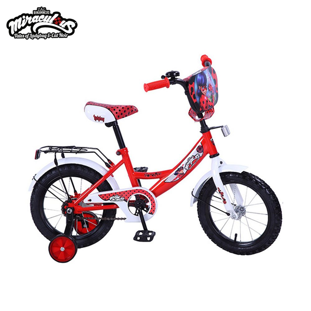 Bicycle LADY BUG 239467 bicycles teenager bike children for boys girls boy girl