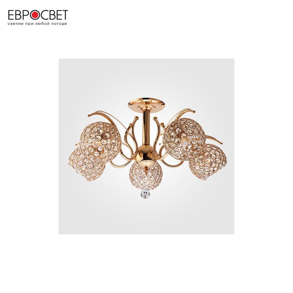 купить Chandelier Crystal Eurosvet 29484 crystals for hanging chandeliers lighting accessories по цене 7916 рублей