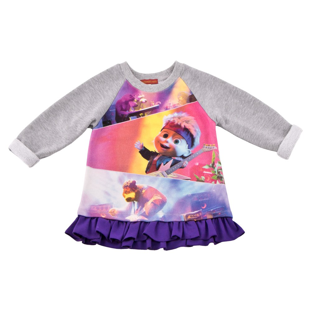 Masha and Bear Shirt sweatshirt kids clothes children clothing masha and bear shirt long sleeve combination m