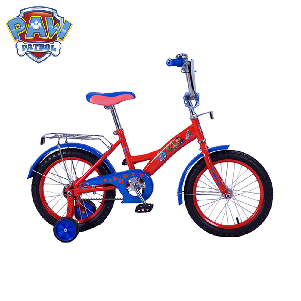 Bicycle PAW PATROL 239442 bicycles teenager bike children for boys girls boy girl ST16010-GW
