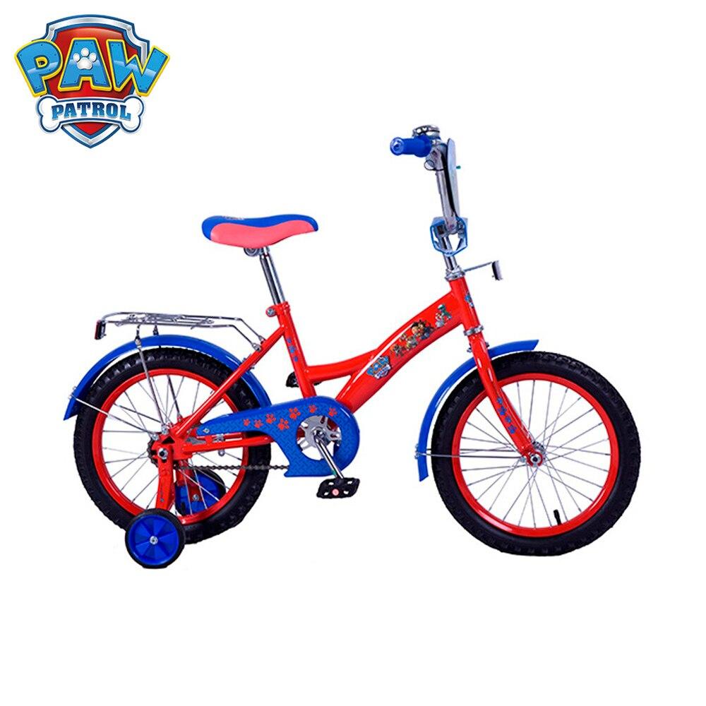 Bicycle PAW PATROL 239442 bicycles teenager bike children for boys girls boy girl