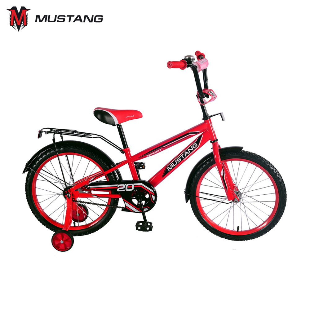 Bicycle Mustang 265176 bicycles teenager bike children for boys girls boy girl ST20038-NT