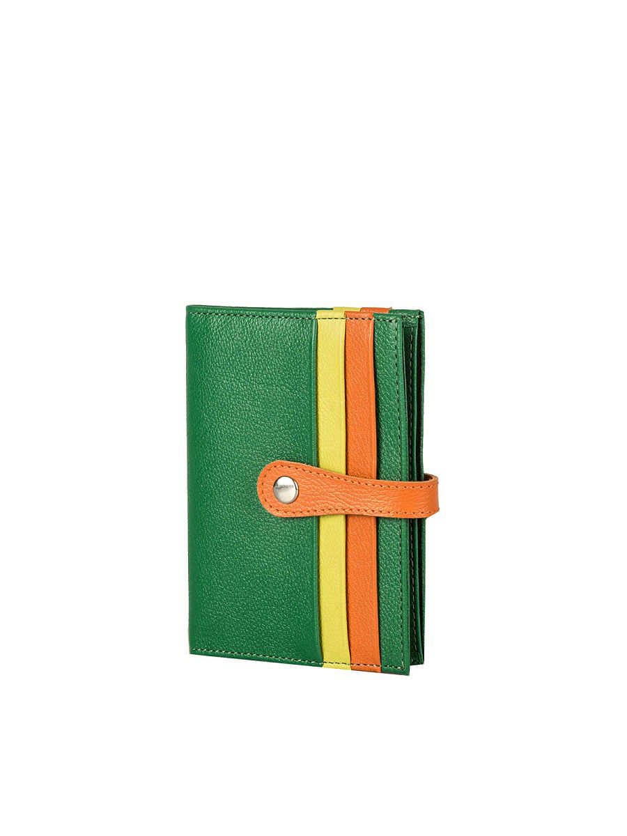 Credit Card Cases women K.28.CH. Green realer wallets for women genuine leather long purse female clutch with wristlet strap bifold credit card holders rfid blocking