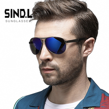 Sunglasses Men Polarized Classic Pilot Mens UV400 High Quality Driving Glasses Sun For  SL069