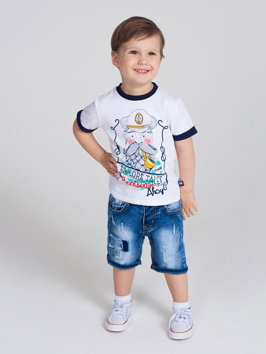 [Available with 10.11] denim shorts for boys drawstring waist frayed denim shorts