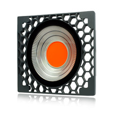 Full Spectrum Plant Light Honeycomb Cooling Plant Growth Lamp Led Waterproof 100W Light Effect Fill Light(China)