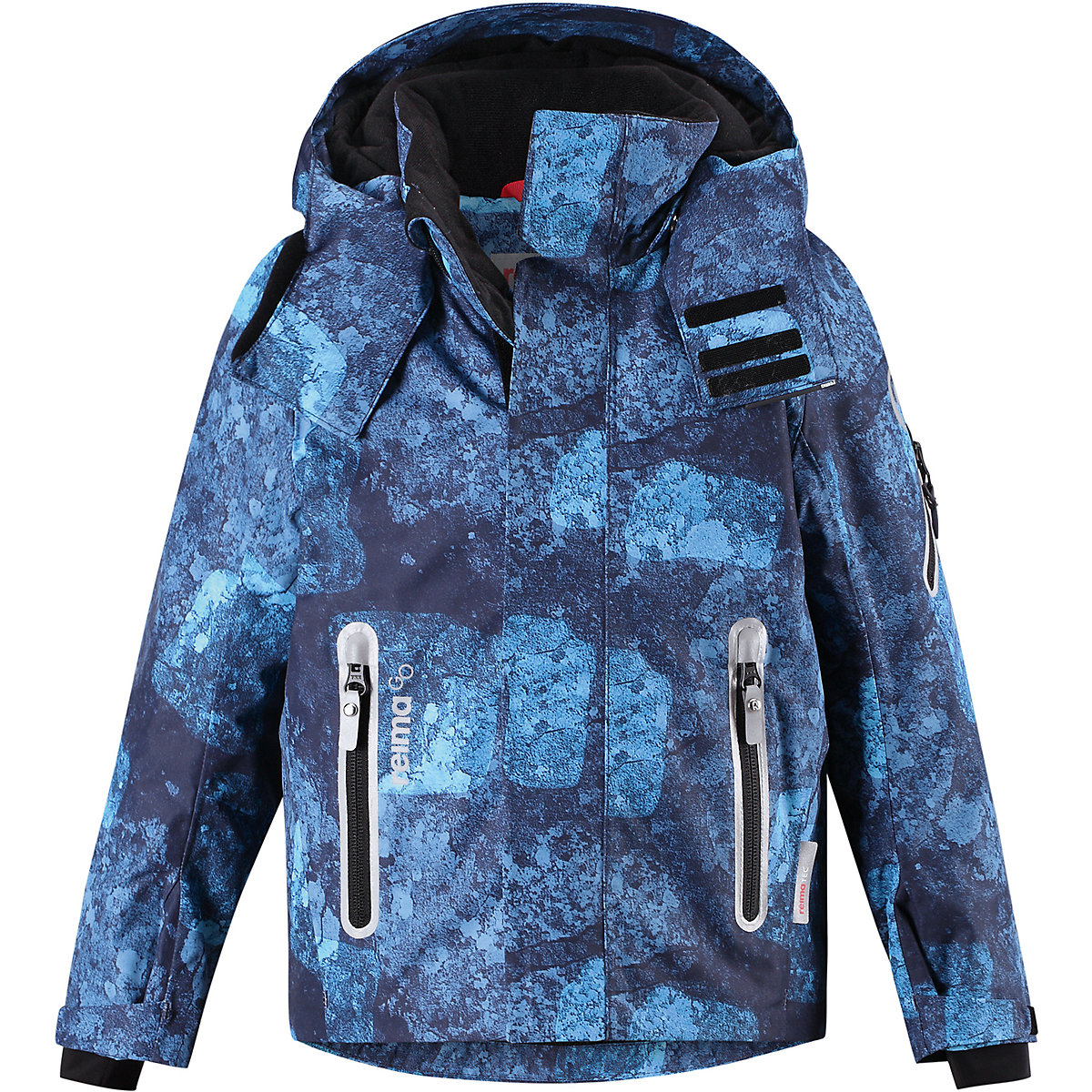 REIMA Jackets 8688892 for boys polyester winter  fur clothes boy brand orangemom winter boys baby clothes 0 24m infant costume for a boy coat jackets soft high quality outerwear