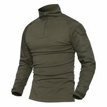 4XL Мужская камуфляжная одежда в виде лягушки, тактические рубашки для активного отдыха, походов, скалолазания, погребения, армии, охоты, рыбалки, Мужская футболка в стиле милитари