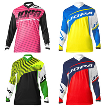 JOPA Racing Moto Jersey Off road ATV T-Shirt Bicycle Cycling Bike downhill Jersey motorcycle Jersey motocross MTB/DH/MX Ropa nerve motorcycle jacket waterproof brand racing suit off road cycling jersey motocross moto protecion windproof clothing for men