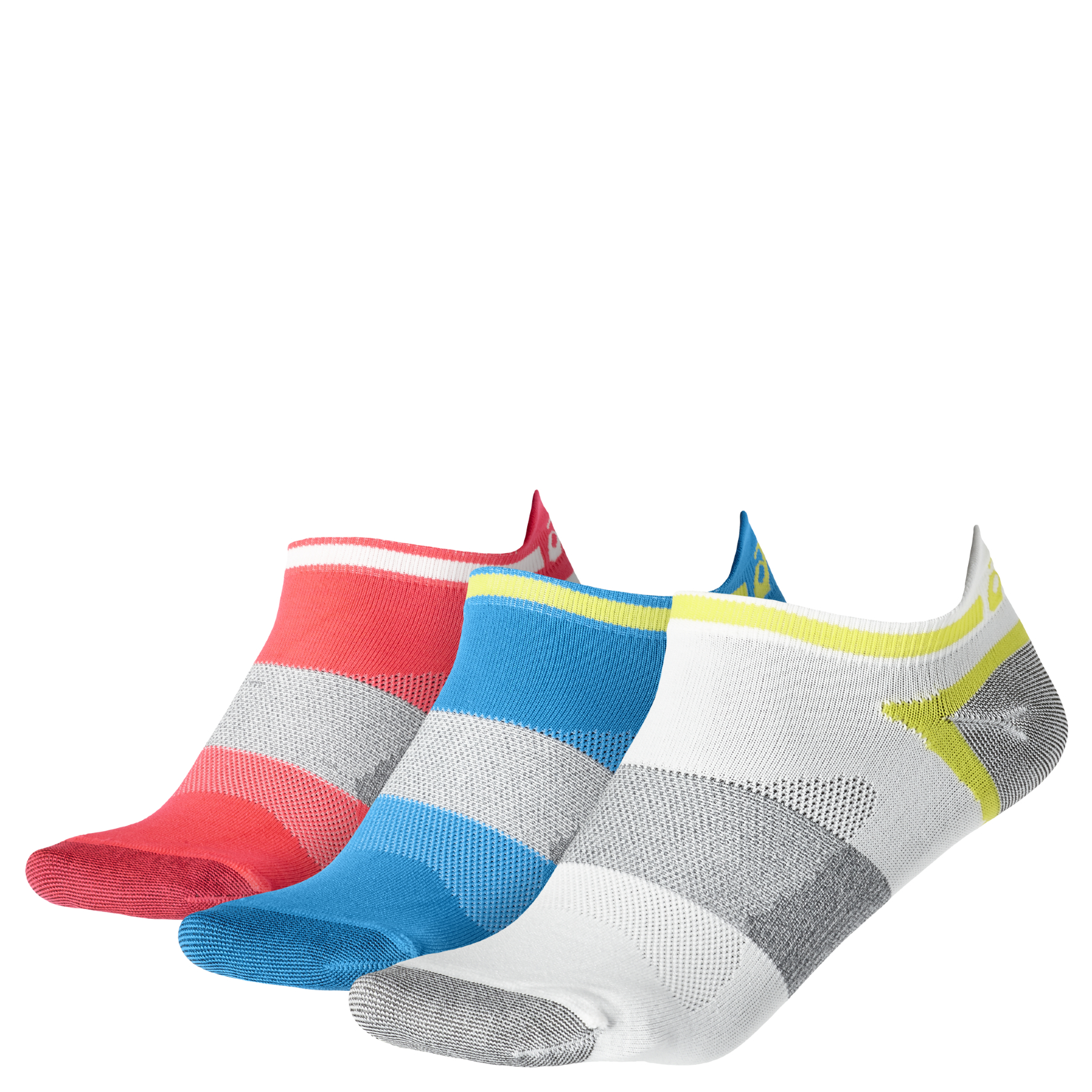 Available from 10.11 ASICS sock slippers girls 123458-8012 asics marathon racer sock