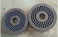8MM die of MKL229 series wood pellet machine, feed pellet mill, pellet press
