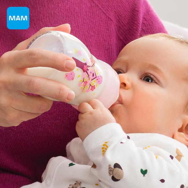Mam sentir boa garrafa de vidro 170 ml de leite do bebê de enfermagem de alimentação de crianças criança frete grátis