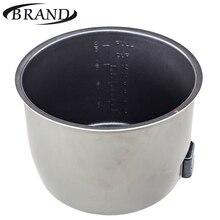 Чаша для скороварки мультиварки коптильни BRAND6060 с нагревательным элементом, антипригарное покрытием, объем 6 литров.