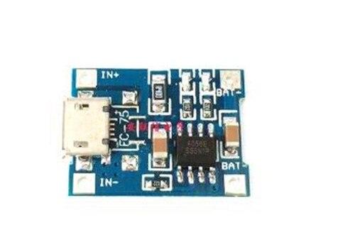 45efa564d Frete Grátis!!! 20 pcs tp4056/especial placa de  carregamento/MICROUSB/Interface Socket/MK5P módulo Sensor/Componente  Eletrônico