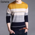 Man Casual Sweater New Autumn winter Brand clothing Men Sweaters Pullovers Knitting Thick Warm Boutique Man Knitwear