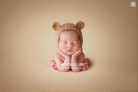 Crochet Mohair Bonnet Newborn Knitted Hat Photography Props Baby