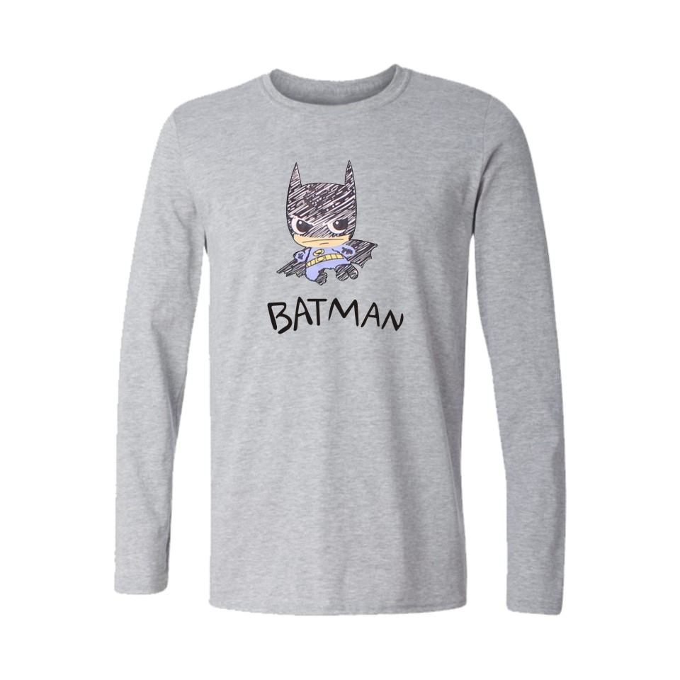 ff61f75e2b5 Super Hero Batman Navy Blue TShirt Women Plus Size and T shirt Womens  Clothing Cotton Tees Long Sleeve in Brand Tees Women-in T-Shirts from Women s  Clothing ...