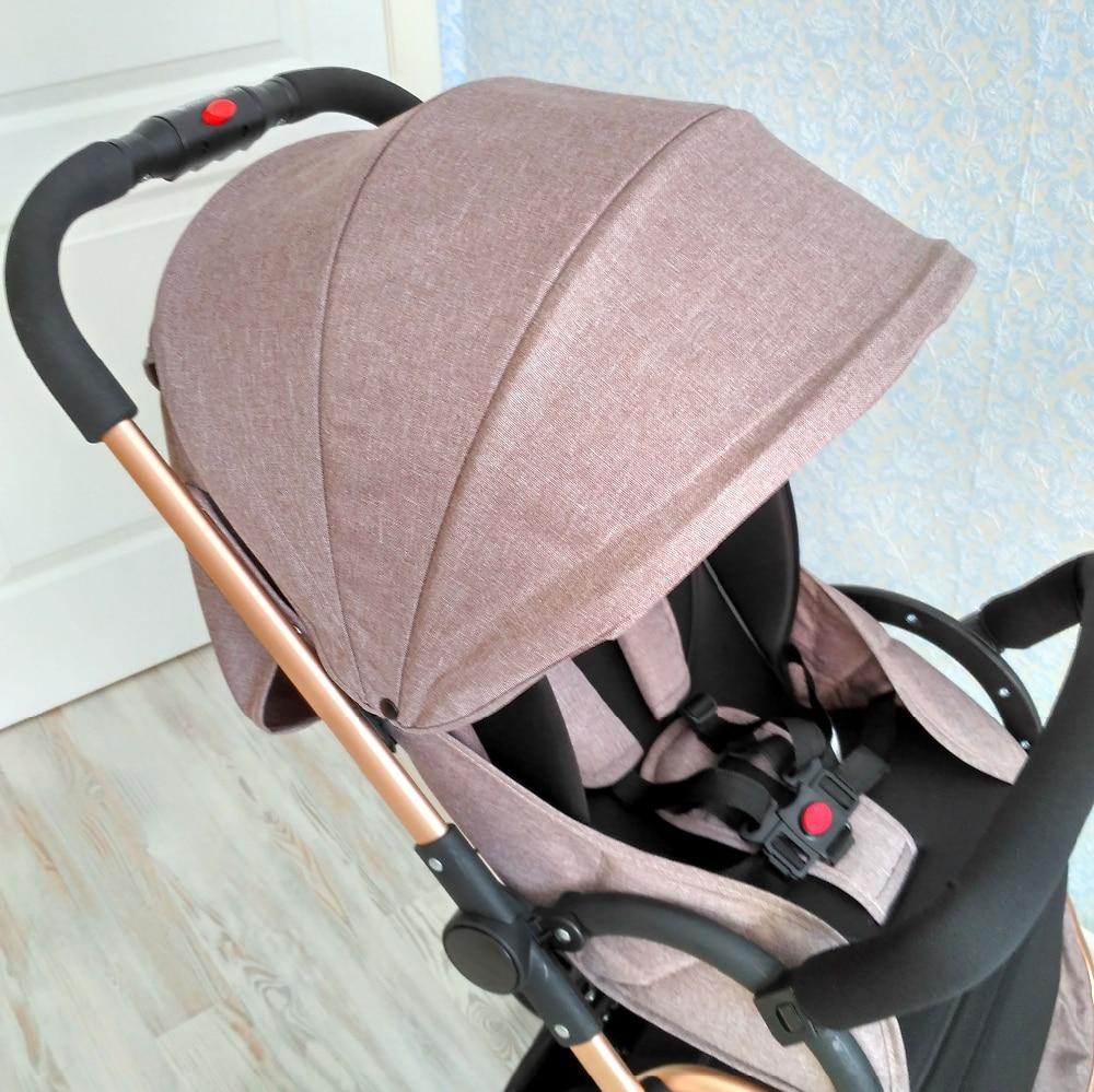 Прогулочная детская коляска с Алиэкспресс