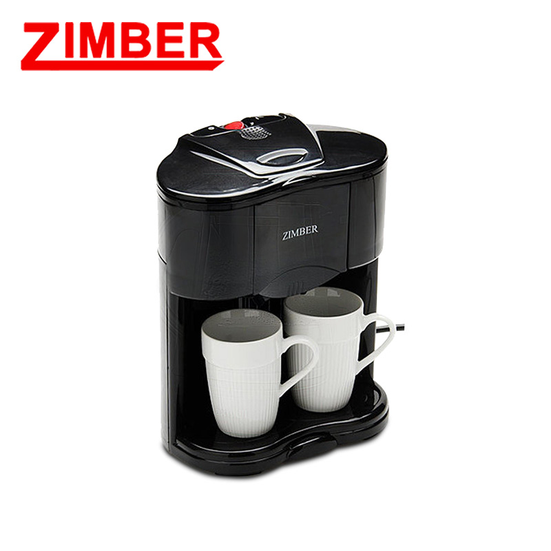 Coffee Maker Zimber 11010 Temperature Control 600w 300ml 2