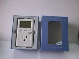 Умная розетка ватт электрическая мощность использование энергии Амперметр метр монитор AC напряжение, США Америка версия 110 В 60 Гц Wanf