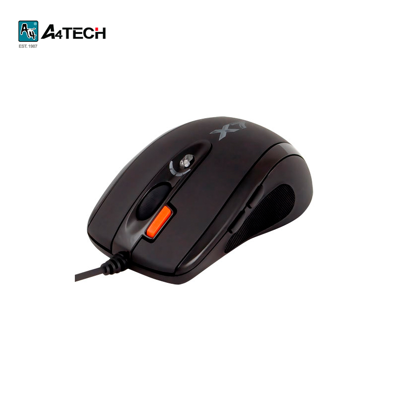 mouse A4Tech Bloody X-710MK Black Officeacc gaming mouse a4tech bloody a9 officeacc