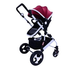 Dume baby stroller folding baby child wheelbarrow light baby car