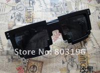 5 шт./лот мода супер звезда ЛД лето солнцезащитные очки женщин quadrant формы солнцезащитные очки бесплатная доставка