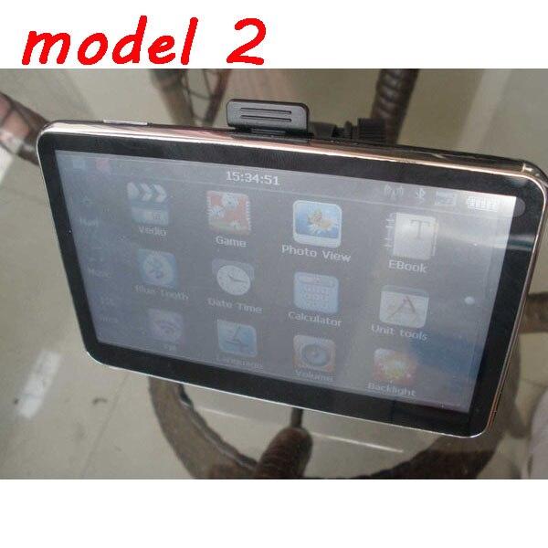 DHL или FedEx 30 шт. Bluetooth и AVI-in 256 Мб 8 Гб 5 дюймов HD gps с FM& WinCE 6,0 с 2012 карт, Navitel 5,0