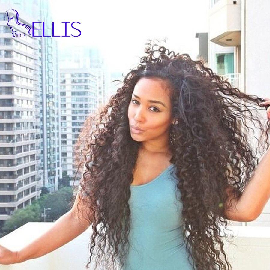 Fashion Kinky Curly Virgin Hair 3 Bundles Natural Color Peruvian Virgin  Curly Hair Cheap Express Hair Weave On Sale 9322fde95