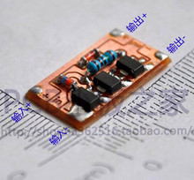 Free Shipping!!! 5pcs 3W High Power / LED constant current driver board / 3 L7135 chip production plate / Electronic Component