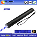 1000mw High Powered Burning Blue Laser Pointers Powerful Laserpointer for sale with 2*16340 Battery Charger and Metal Box